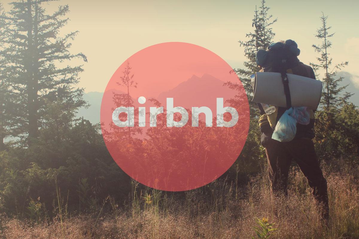 Nowoczesne podróżowanie z kuponem Airbnb