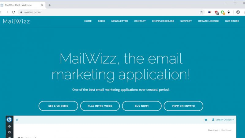 MailWizz
