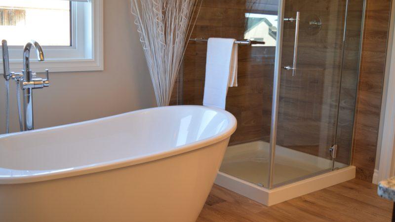 Łazienka i miękka woda