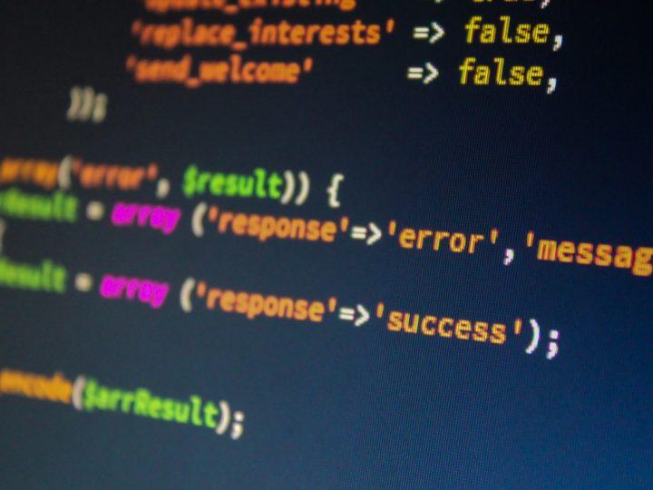 Kurs programowania PHP